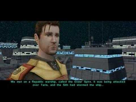 the male exile meets carth onasi youtube