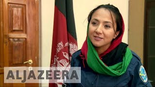 Afghan-American female pilot to fly solo around the world thumbnail