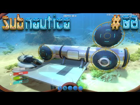 Let's Play Subnautica - Episode 8: SEA BASES!!!