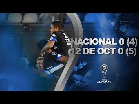 Nacional Asunción 12 de Octubre Goals And Highlights