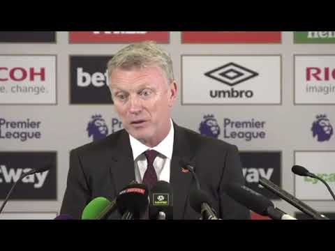 David Moyes First West Ham Press Conference