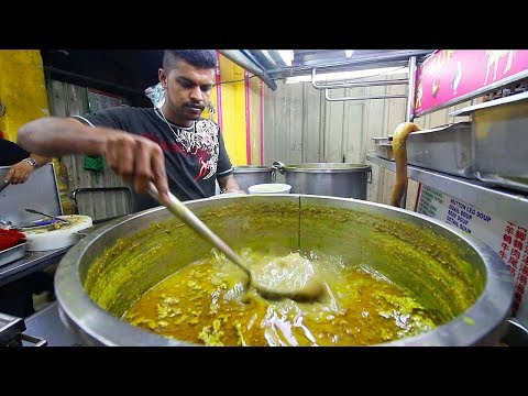 HUGE PENANG Street Food Guide - Street Food in Malaysia | DURIAN + Laksa & more w/ Chasing a Plate
