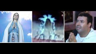 31.05.2020   Aparição e Mensagem de Nossa Senhora   Marcos Tadeu Teixeira  Festa de Pentecostes