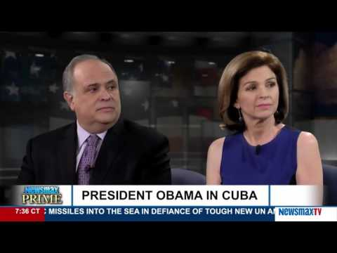 Newsmax Prime | Helen Aguirre and Juan Carlos Bermudez on President Obama