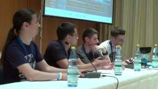 Electronic Musicians Q&A Panel (1080p)