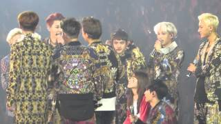 fancam 20140602 exo lost planet in hk mix song d o focus