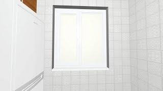 видео Плитка 3D в интерьере ванной и кухни