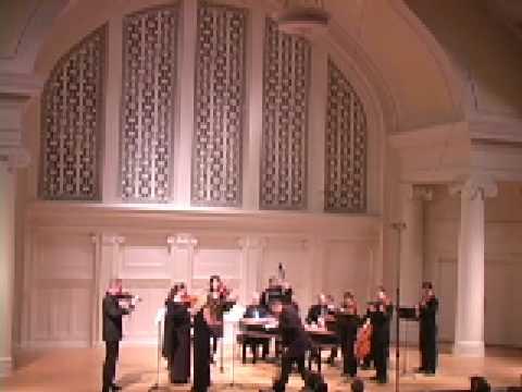 Vivaldi string concerto