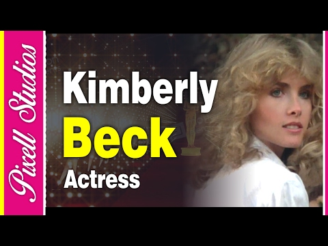 Kimberly Beck An American Singer Hollywood Actress  Biography  PIxell Studios