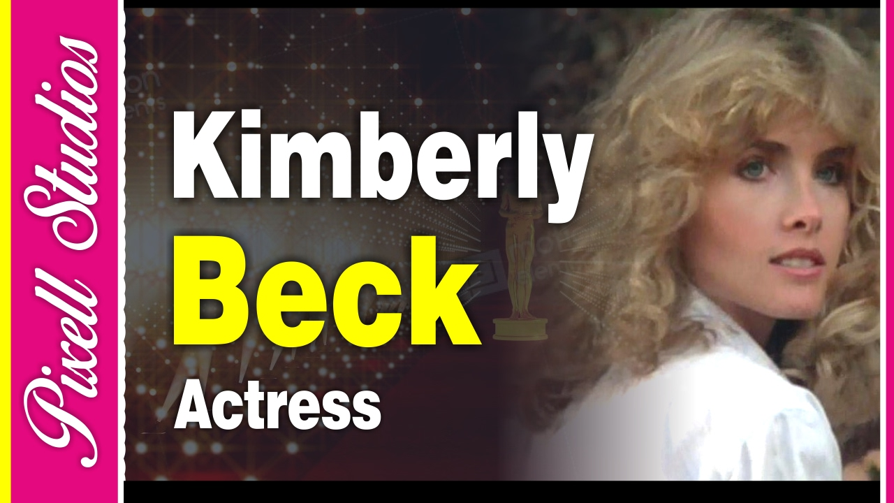 Watch Kimberly Beck video
