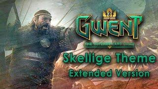 Gwent OST - The Mighty Jarl of Skellige | Skellige Deck Theme …
