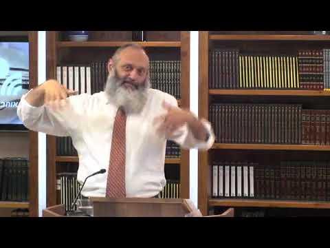 הרב ראובן פיירמן - המציאות המדומה - קשב להוויה - שיעור 7