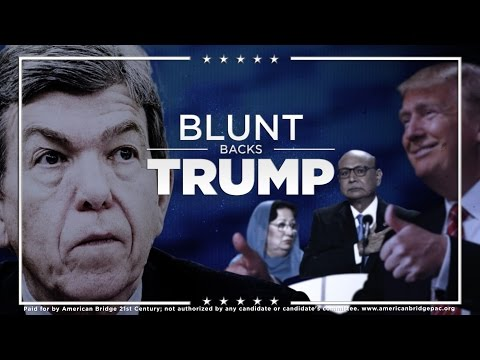 Sen. Blunt, What Will it Take?