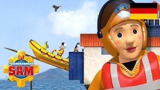 Feuerwehrmann Sam Deutsch Neue Folgen | Penny ist in Gefahr! -  Bergrettungen | Cartoons fur Kinder