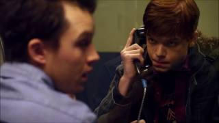 Mickey Milkovich | Abe Lincoln of mouth whores | Shameless Humor