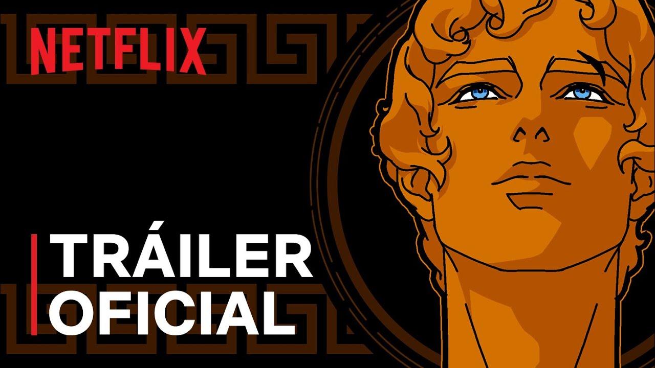 Sangre de Zeus   Netflix