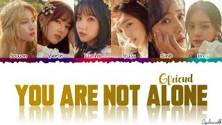 All rights administered by sourcemusic entertainment [song information] • name:you are not alone artist:gfriend album:time for us no copyright infringeme...