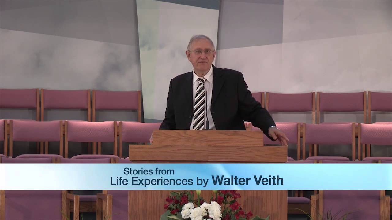 7704 - Stories from Life Experiences - Walter Veith