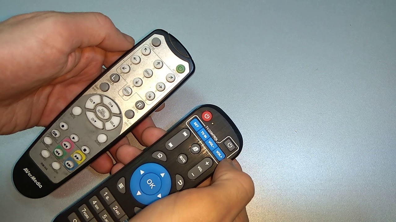 How to set your Android TV box Remote / EN subtitles