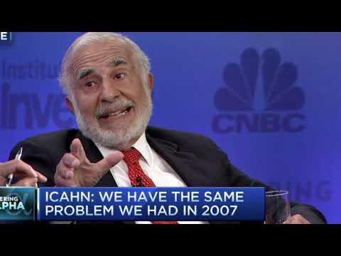 Carl Icahn: NEVER Buy Junk Bonds (High Yield Bonds)
