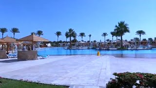 Обзор отеля Sunrise Royal Makadi Aqua Resort 5 Хургада Египет