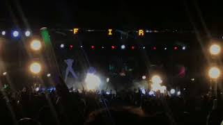WALSHY FIRE OF MAJOR LAZER LIVE AT MONT CHOISY, MAURITIUS!!