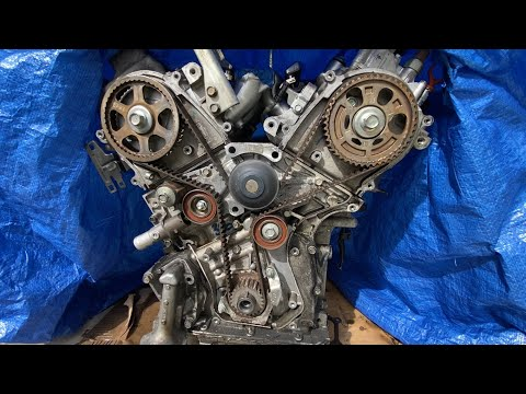 Honda V6 Timing Belt Replacement MADE EASY