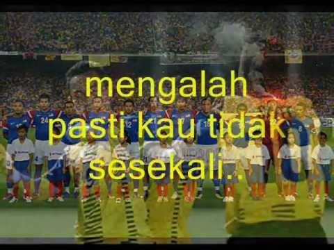 lagu bola - Malaysian Tiger (Harimau Malaya) BroXcute-with lirik