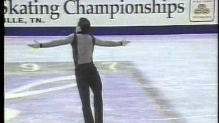 Michael Weiss - 1997 United States Figure Skating Championships, Men
