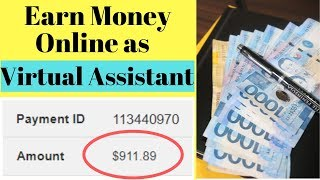 How to Earn $700 to $1000 / Month as Virtual Assistant in Real Estate - Philippines 2019