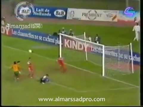 Maroc 1 vs 1 Zaire CAN 1992