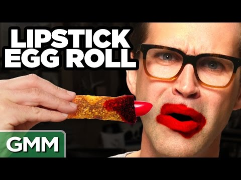 Will It Egg Roll? Taste Test