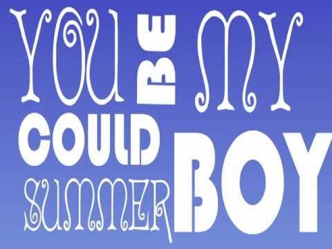 Summer Boy Lyric Video