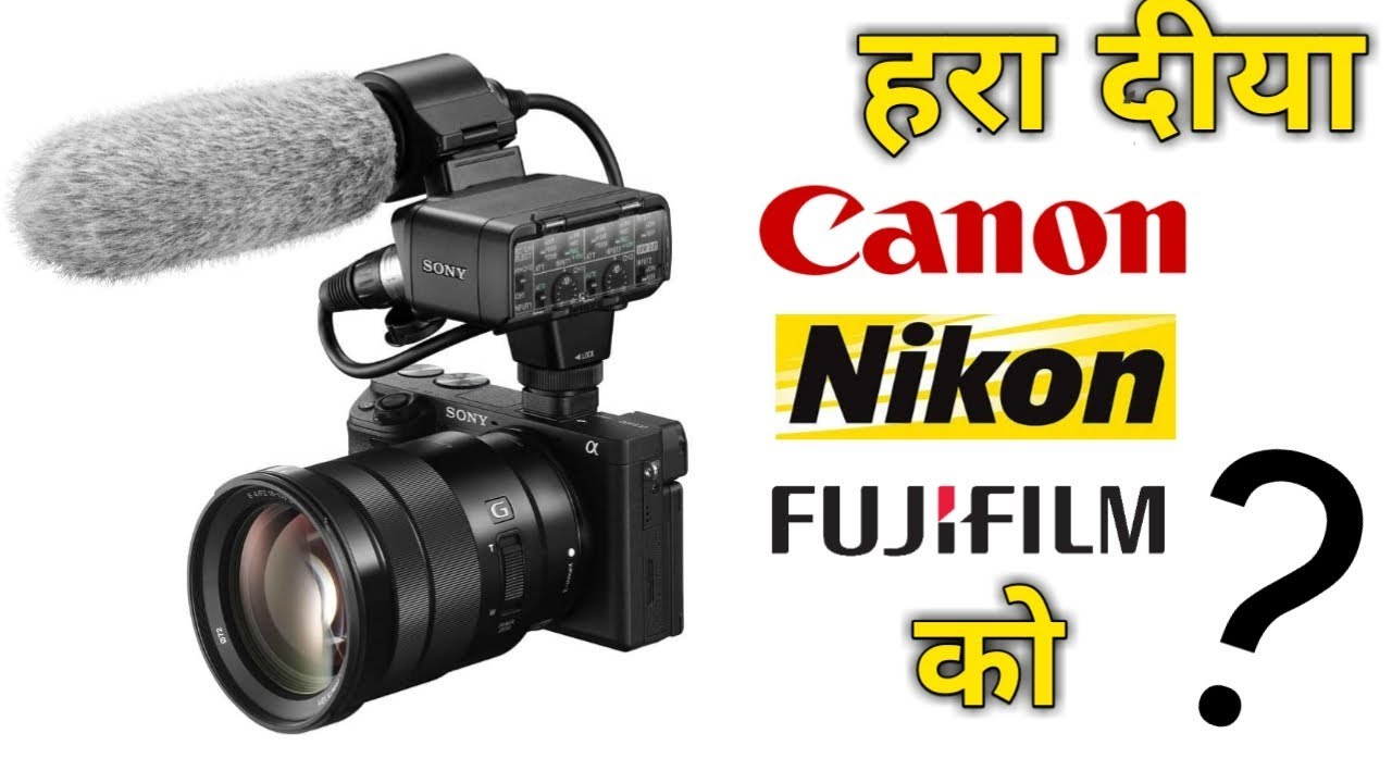 Sony A6400 Review   New Model Feature   Tutorial In Hindi A6400 - YouTube