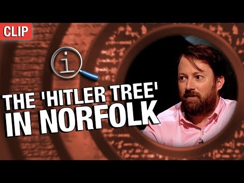 QI | The 'Hitler Tree' in Norfolk