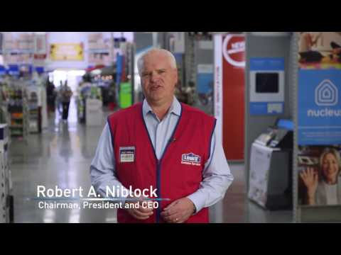 Lowes Expands Support Of Military
