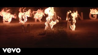 Dierks Bentley - Burning Man (Lyric Video) ft. Brothers Osborne