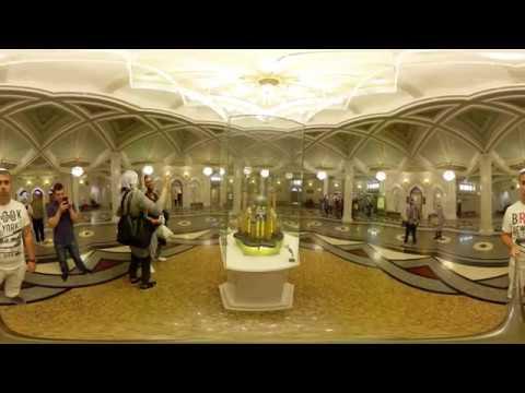 Мечеть Кул Шариф снятая на камеру 360 градусов.