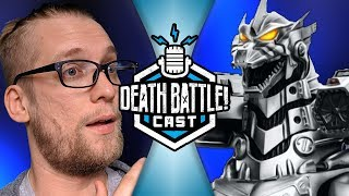 Q&A Dragonzord VS Mechagodzilla | DEATH BATTLE Cast