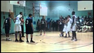 2014 BRASS Championship Game - W129th Sharks vs BCC Wolves (Part 1/5)
