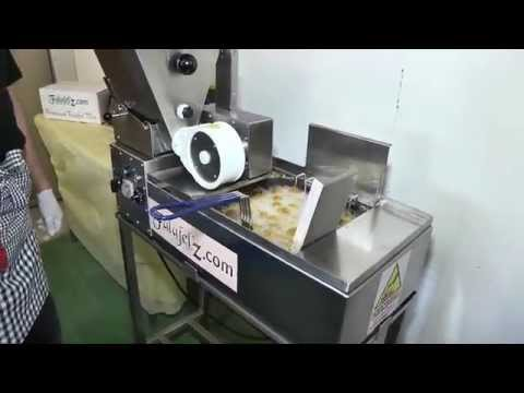 Automatic falafel machine - the best solution for a great falafel dish