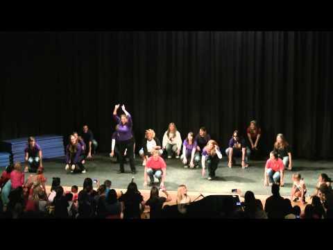 Eagle Crest Talent Show Staff Dance - Longmont, Colorado