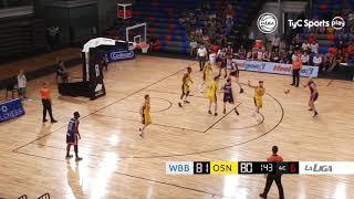 Las mejores volcadas de Obras Basket en la temporada 2019/20