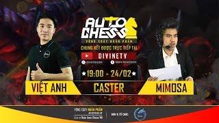 Chung kết: Vòng Xoáy Nhân Phẩm | Caster: Mimosa & Việt Anh
