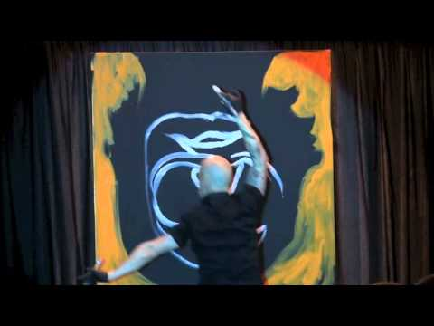 HARMONIE TV. Performance de Renald Zapata au Salon de la Copropriété 2012.