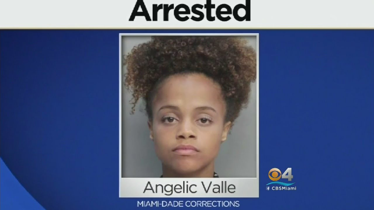 Woman At Center Of Viral Video Arrested For Naked Incident