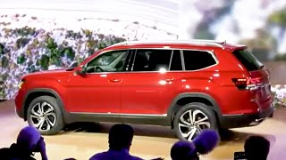 FULL REVEAL: 2021 Volkswagen Atlas at the Chicago Auto Show
