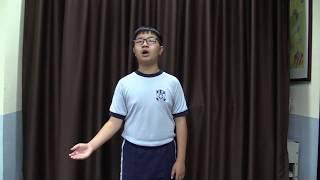 Publication Date: 2018-04-27 | Video Title: 育賢學校_高小組_樂觀人生
