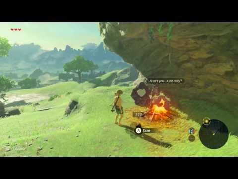 Robbaz Twitch Stream 030317: The Legend of Zelda - Breath of the Weeb