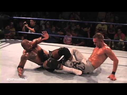 CWF Mid-Atlantic Wrestling: Roy Wilkins vs. Chet Sterling - 2015 Weaver Cup Finals (8/29/15)